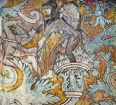 fresco mexico mexico ixmiquilpan fresco photograph by granger