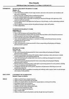 Pharmacy Resume 13 14 Pharmacist Sample Resumes Southbeachcafesf Com
