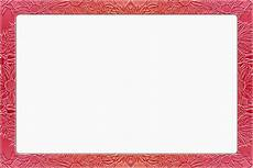 picture frame floral red 183 free image on pixabay