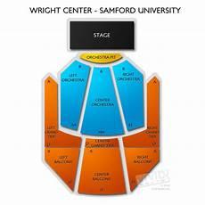 Wright Center Samford Seating Chart Wright Center Samford University Seating Chart Vivid Seats