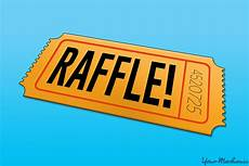 Raffell Tickets How To Raffle A Car Yourmechanic Advice