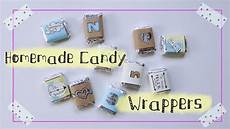 How To Make Candy Wrappers How To Make Your Own Candy Wrappers S Gift Idea