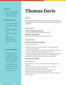 New Teacher Resume Examples Teacher Professional Resume Format 2018 Resume Format 2017