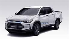 Chevrolet Montana 2020 render chevrolet montana cd 2020 mini s10 futura