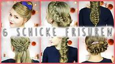 chice frisuren selber machen 6 easy schicke frisuren f 252 r mittel langes haar easy