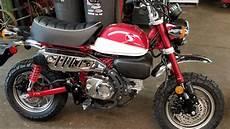 2019 Honda 125 Monkey 2019 honda monkey 125