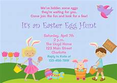 Egg Hunt Invitations Easter Egg Hunt Invitation Easter Egg Hunt You Print Or