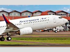 Garuda Indonesia reportedly removes logo from Sriwijaya