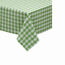 square table clothes 52 x 52 classic green apple check square cotton tablecloth 52 quot x