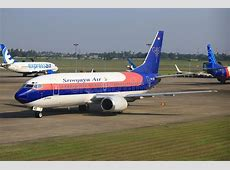 Boeing 737 200 From Sriwijaya Air Editorial Stock Photo