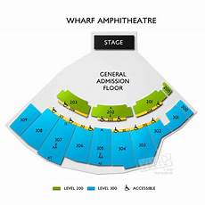 The Wharf Amphitheater Seating Chart Amphitheater At The Wharf Tickets Amphitheater At The