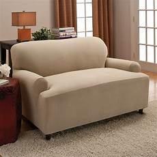 Sofa Slipcovers With 2 Cushions 3d Image by T Cushion Sofa Slipcover 2 Home Design Ideas