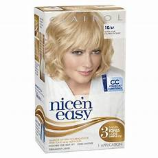 Ultra Light Natural Clairol Nice N Easy In High Lift Ultra Light Natural