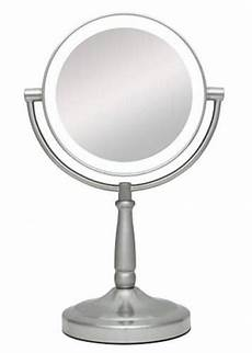 Vanity Mirror With Lights Battery Zadro Surround Light Battery Powered Led Lighted 5x 1x