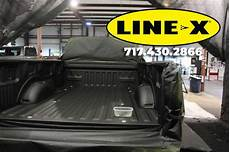 how much weight does a line x bedliner add line x of