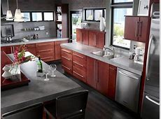 Pin by Karma Parker on Kitchens   Kitchen cabinetry, Kitchen countertops, New countertops