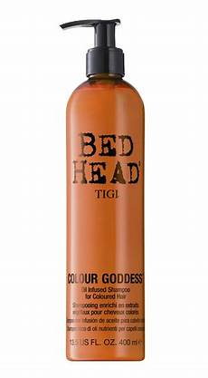 bed by tigi products wash and care colour care