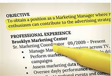What Is Objective On A Resume Things You Should Never Include In Your Resume Academy