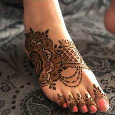 Feet Designs Classy And Attractive Mehndi Designs For Foot Sensod