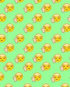 wallpaper emoji iphone emoji wallpapers wallpaper cave