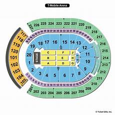 T Mobile Arena Seating Chart View T Mobile Arena Las Vegas Nv Seating Chart View