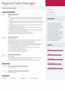 Regional Manager Resume Examples Regional Sales Manager Resume Samples And Templates