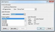 Sticker Format Word How To Create A Microsoft Word Label Template