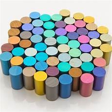 Anodized Titanium Voltage Chart Titanium Anodize Colors Titanium Finishing Company