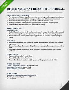Administrative Functional Resume How To List Technical Skills In Resumes 10 Examples