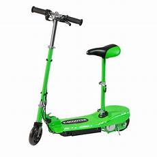 Scooter With Lights Green Led Electric Scooter Eskoot Electric Scooter