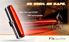 Bike Rear Light Amazon Amazon Com Rear Bike Light Usb Rechargeable Red Led