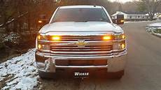 Service Truck Strobe Lights 2017 Chevy Service Body Led Strobe Light Package From Www