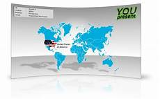 Map Powerpoint World Map Template For Powerpoint Youpresent