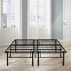 rest rite 18 in metal platform bed frame hdbb441qn