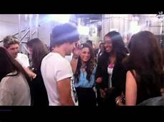 One Direction Chat W The X Factor Usa Contestants Youtube