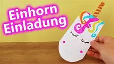 diy einhorn einladungs s 252 223 e unicorn karte selber machen