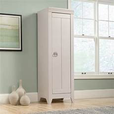 sauder adept storage narrow storage cabinet