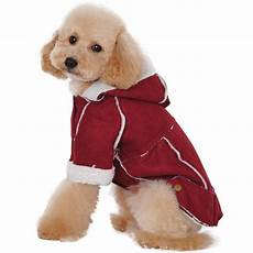 dogs coats for small dogs albabara style cozy winter coat pet hooded clothes