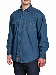 sleeve denim shirt dickies relaxed fit sleeve denim shirt 5744