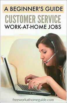 No Customer Service Jobs A Beginner S Guide To Home Based Customer Service Jobs