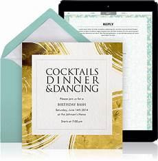 Online Event Invitation Online Invitation Exampe Page Eventkingdom