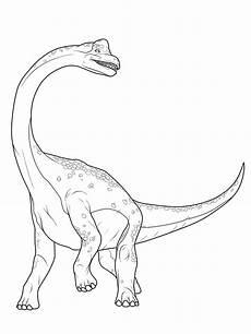 Dinosaurier Brachiosaurus Ausmalbilder 17 Malvorlage Dinosaurier Rex