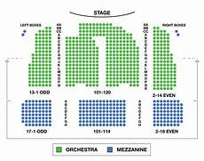 Chicago Theater Booth Seating Chart Booth Theatre Large Broadway Seating Charts Broadwayworld