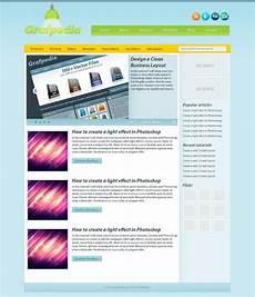 Blog Layouts 30 Blog Design Photoshop Tutorials Monsterpost