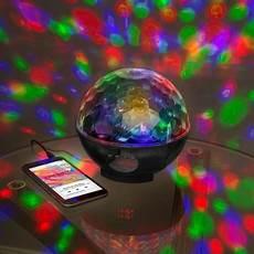Iphone Disco Light Bluetooth Disco Light Party Speaker Amp Radio