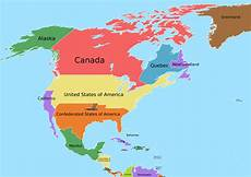 World Map Of North And South America Map Thread Vi Page 436 Alternatehistory Com