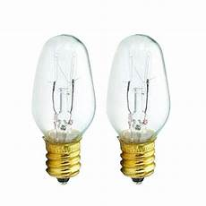 Light Bulb In French Philips 15 Watt C7 5 Incandescent Clear Candelabra Base