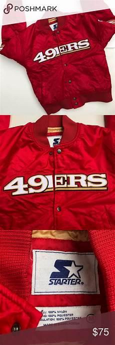kid sports coats 49ers san francisco 49ers start jacket youth med 10 12 san