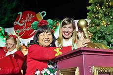 Light Up The Season With D23 D23 Members Light Up The Season For The First Time On