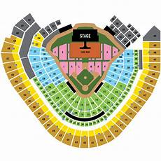 Kenny Chesney Chicago Seating Chart Kenny Chesney At Miller Park Milwaukee Brewers